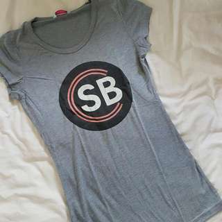 Sass & Bide - Tee - Fits Size 8-10
