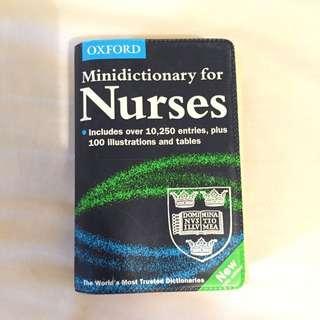 Mini Oxford Nursing Dictionary