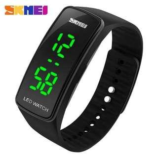 SKMEI Sport Rubber LED Watch - 1119