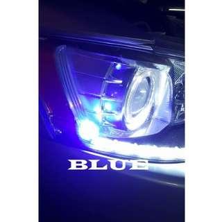 3個月保用:T10 98%車型通用-57獨立LED燈芯10重解碼鋁合金小燈/車牌燈