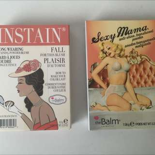 TheBalm Make Up