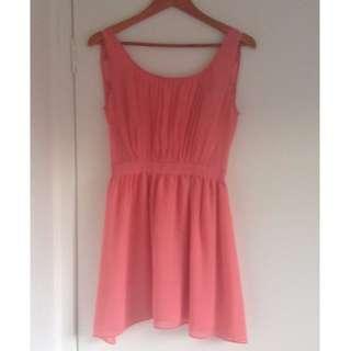 Keepsake the Label pink dress