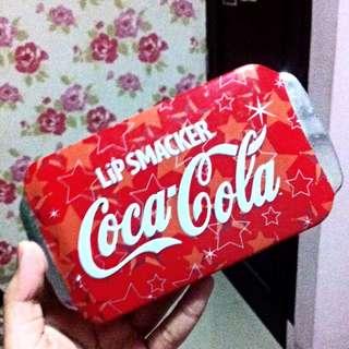 Lipsmacker Coca Cola Set