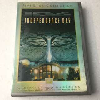 ID4 Independence Day DVD