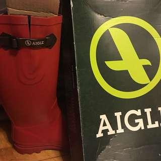 Aigle 水靴