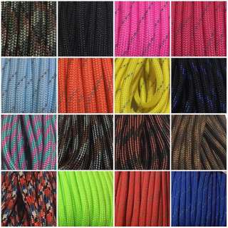 550 paracord (100ft) DIY dog Collars & leashes