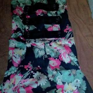 Shapes cocktail dress