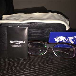 Chrome Hearts Spectacle