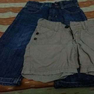 Grizzly Pants And Short 250 For 2