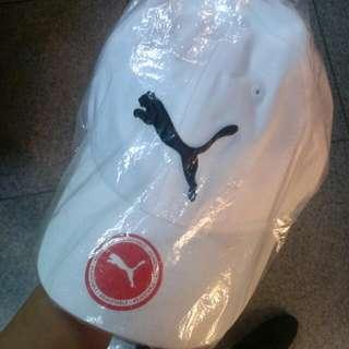 (全新)puma 帽子