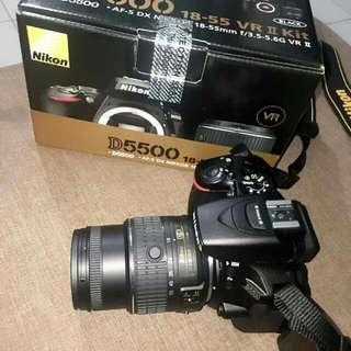 Nikon D5500 (DSLR)