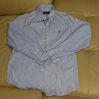 Ralph Lauren 襯衫 長袖