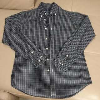 Ralph Lauren 襯衫 長袖 Slim fit 合身版