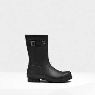 Hunter 割愛賣 短靴 中靴 長靴 EU38 UK5 US7 僅穿過一次