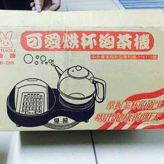 烘杯泡茶機