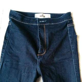 Hollister Natural Waist Skinny Jean