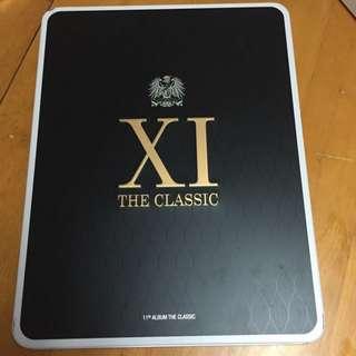 Shinhwa 神話 11th Album the Classic 鐵盒限量版