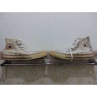 Converse ct high White