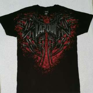 Mens Size large TAPOUT t-shirt