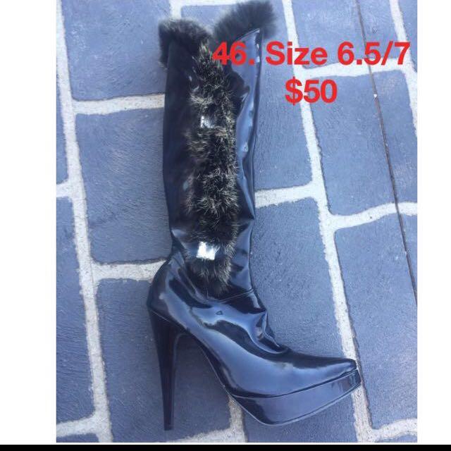 $30 High Heel Boots (7)