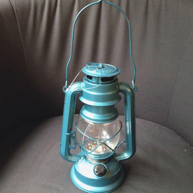 復古油燈造型 LED營燈