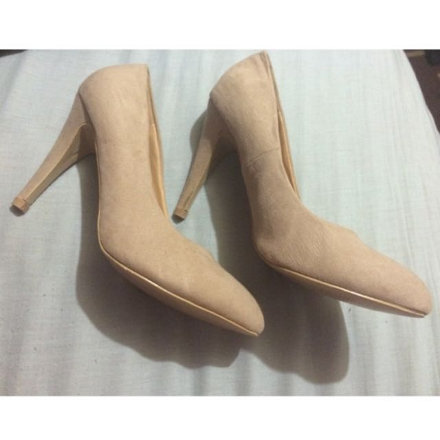 Ardene Suede Pumps