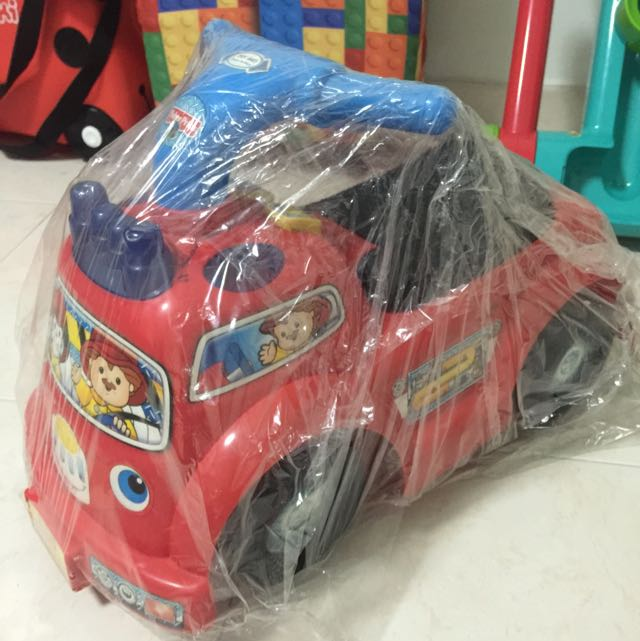 Baby/Toddler Musical Ride Toy Car (Used)