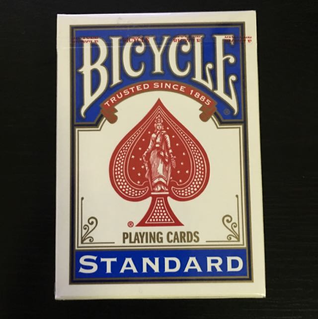 Bicycle Playing Cards Brand New