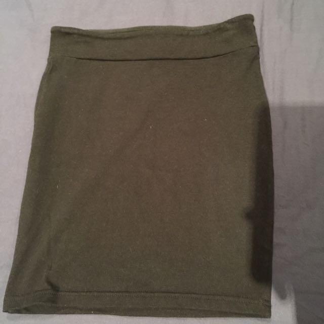 Black Skirt - Size 8