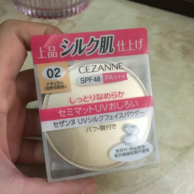 Canmake粉餅