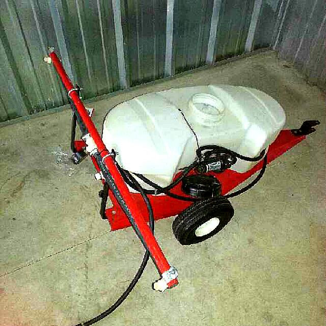 Chemical Sprayer USED ONCE