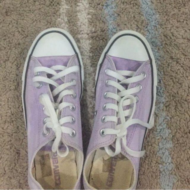 converse (purple)