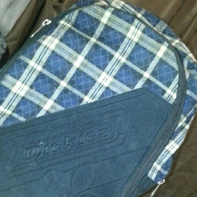 Dickes Brand School Bag
