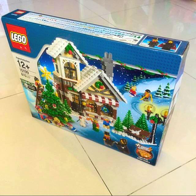 Discontinued Rare Lego Set 10199