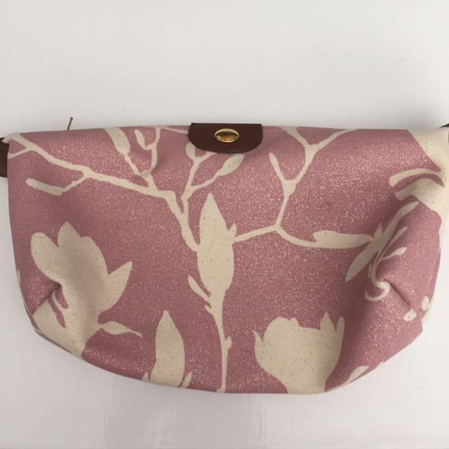 Eco Friendly Makeup Bag