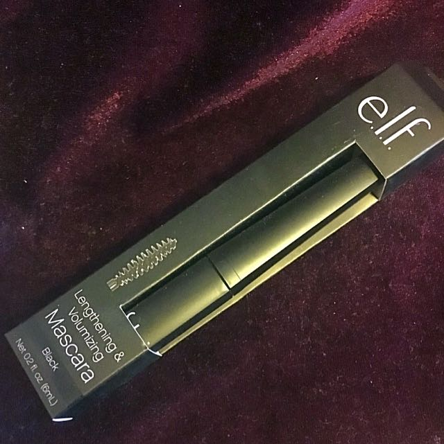 Elf Lengthening And Volumizing Mascara 睫毛液
