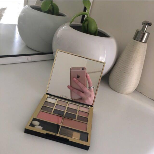 Estée Lauder eyeshadow/blush palette