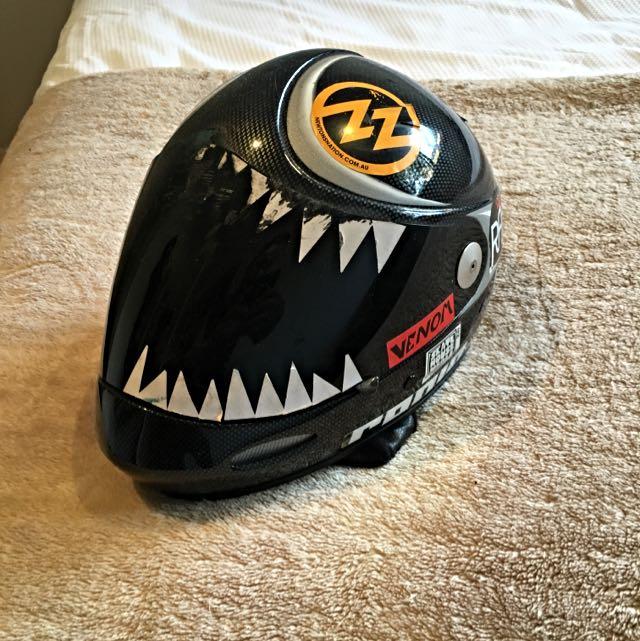 Icaro Fullface Helmet
