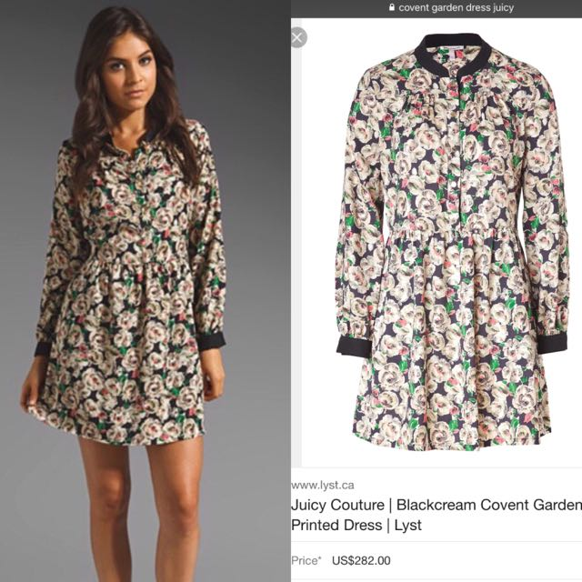 Juicy Couture Covent Garden Dress