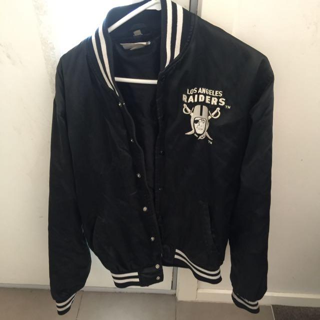 LA Raiders Jacket