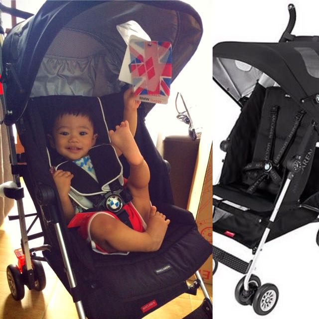Maclaren BMW Buggy Limited Edition Stroller