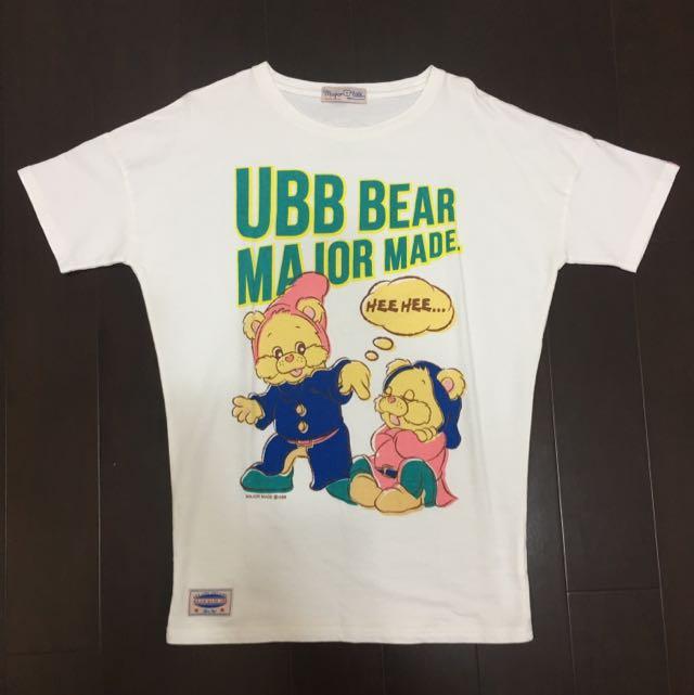 Major UBB甜美童話之搗蛋長版T