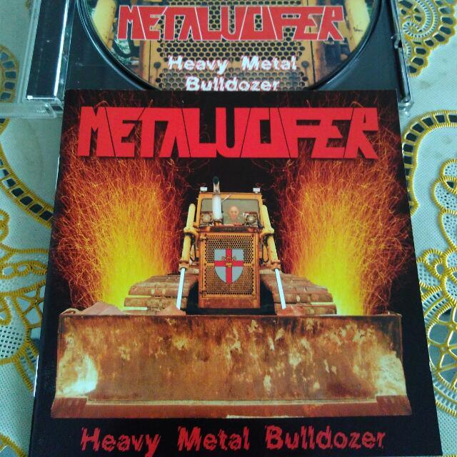 metalucifer heavy metal bulldozer teutonic attack