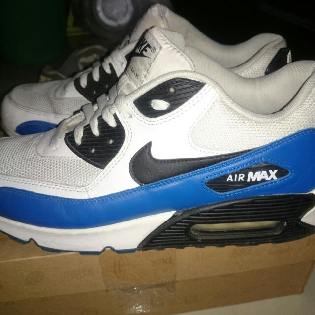 Nike Air Max 90(adidas,mizuno,asics可參考)