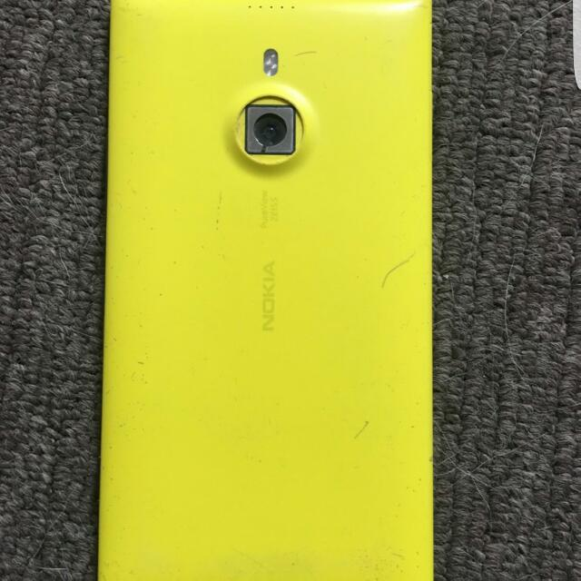Nokia Lumia Zeiss Works Fine But Has Cracked Screen