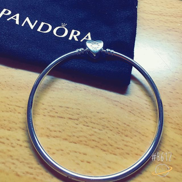 Pandora 愛心手環