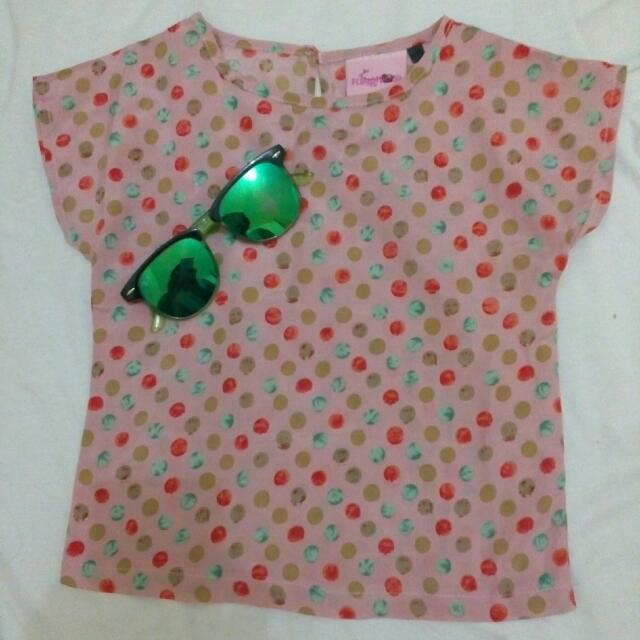Playground 1t Blouse