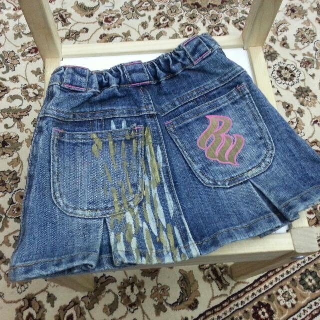 Preloved Unbranded Skirt