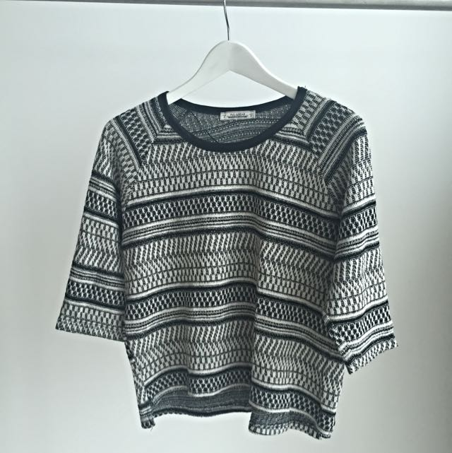 Pull & Bear knitwear Blouse