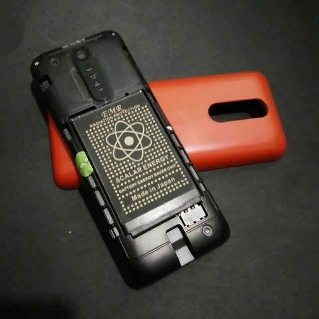 Radiation Protection EMR Scalar Energy Sticker Shield